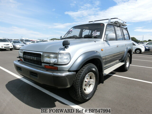 Elegant Used 1994 TOYOTA LAND CRUISER BF547994 For Sale