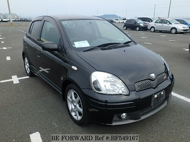 Used 2004 TOYOTA VITZ RSCBANCP13 for Sale BF549167  BE FORWARD
