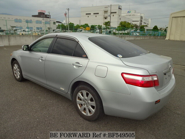 used 2006 toyota camry g limited edition dba acv40 for sale bf549505 be forward. Black Bedroom Furniture Sets. Home Design Ideas