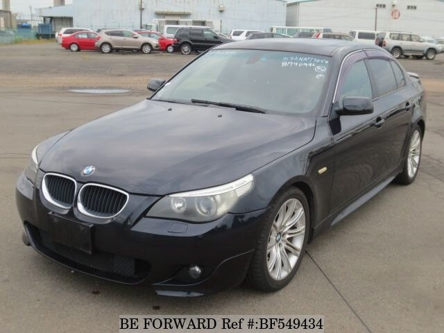 Used 2005 Bmw 5 Series 530i M Sports Gh Na30 For Sale Bf549434 Be Forward