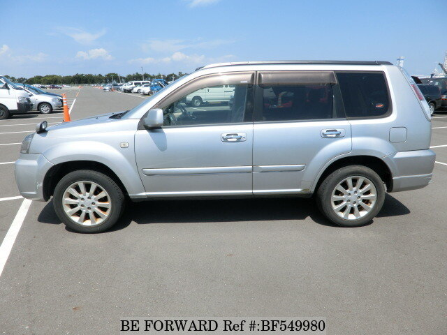 used 2003 nissan x trail axis ua nt30 for sale bf549980 be forward. Black Bedroom Furniture Sets. Home Design Ideas