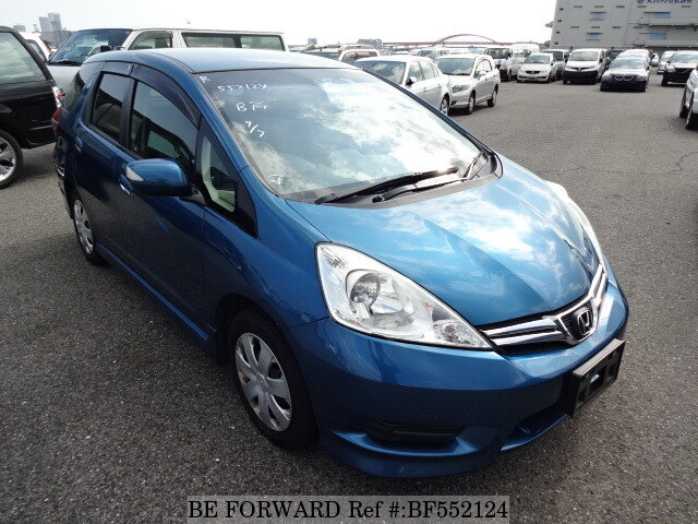 Used 2011 Honda Fit Shuttle 15x S Package Dba Gg7 For Sale Bf552124