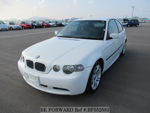 Used 2004 BMW 3 SERIES 316TIGHAT18 for Sale BF552583  BE FORWARD