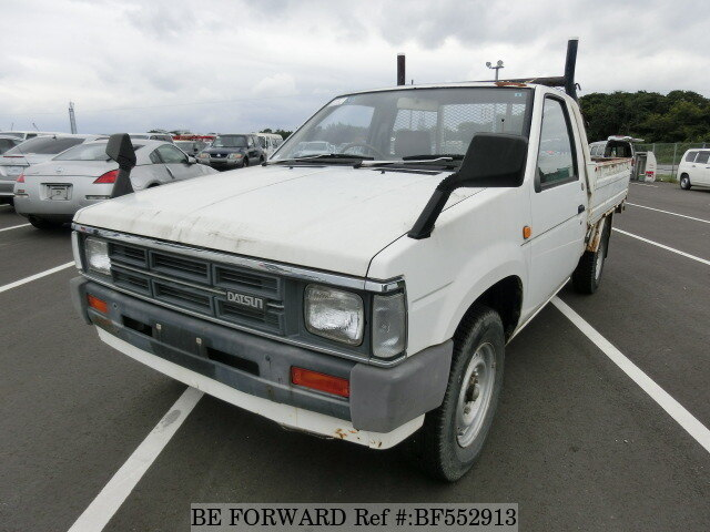Used 1987 NISSAN DATSUN TRUCK/N-AGD21 for Sale BF552913 - BE