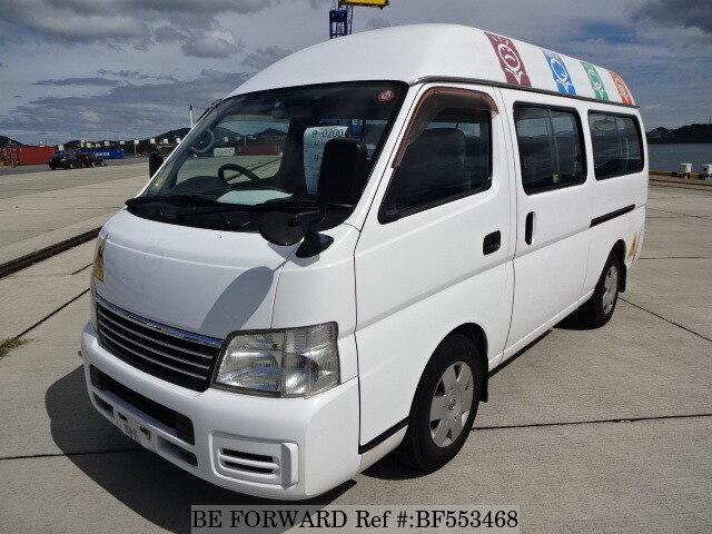 Used 2003 Nissan Caravan Van High Roof Kg Dwge25 For Sale Bf553468