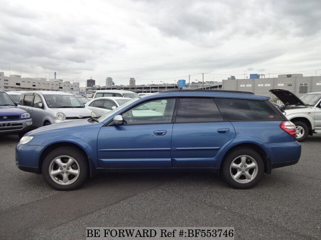 Used 2007 Subaru Outback 3 0r Dba Bpe For Sale Bf553746