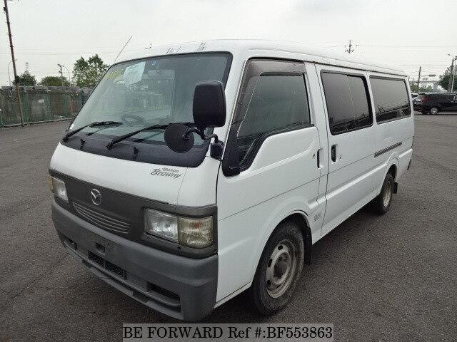 Used 2003 MAZDA BONGO BRAWNY VAN/TC-SKE6V for Sale ...