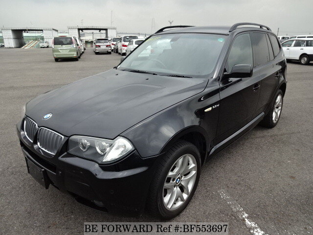 Used 2009 BMW X3 BF553697 For Sale Image