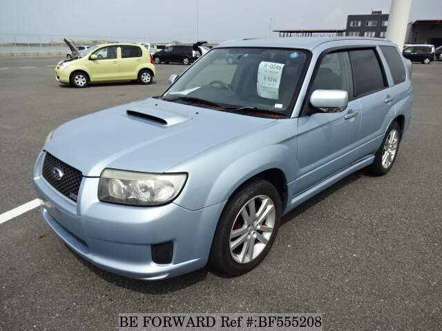 Used 2005 Subaru Forester Cross Sports Turbota Sg5 For Sale