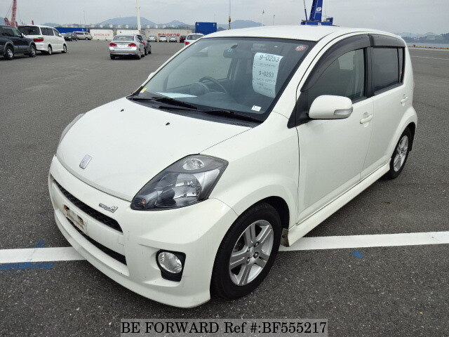 Used 2008 TOYOTA PASSO TRD SPORT M/DBA-QNC10 for Sale BF555217 - BE