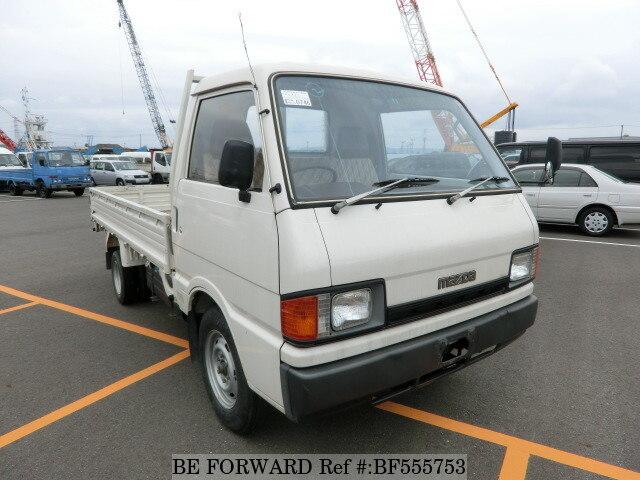 Used 1985 MAZDA BONGO BRAWNY TRUCK/M-SDEAT for Sale ...