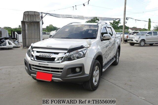 Used 2017 Isuzu D Max Th556099 For Image
