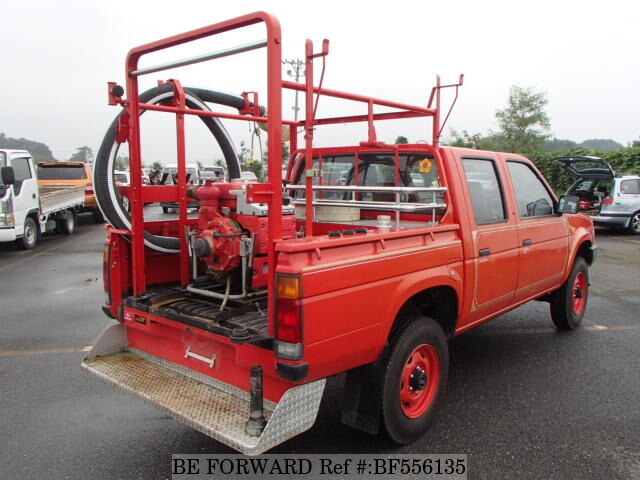 Used 1987 NISSAN DATSUN TRUCK FIRE ENGINE/L-FMD21 for Sale