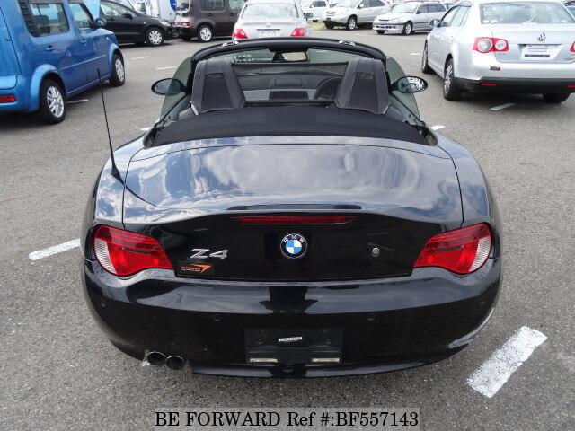 Used 2008 Bmw Z4 Aba Bu30 For Sale Bf557143 Be Forward