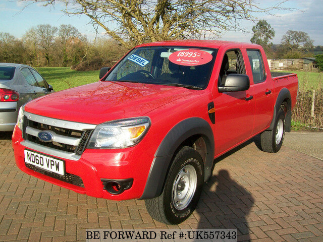 used 2011 ford ranger double cab for sale uk557343 be forward. Black Bedroom Furniture Sets. Home Design Ideas