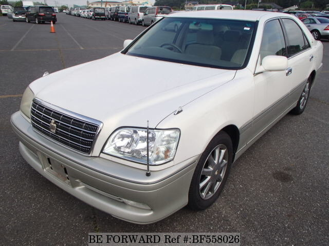 Used 2003 TOYOTA CROWN ROYAL SALOON MILD HYBRID/YA-JKS175