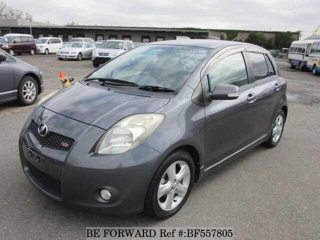 Used 2007 TOYOTA VITZ RS/DBA-SCP90 for Sale BF557805 - BE FORWARD