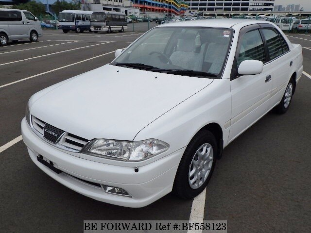 Used 2001 Toyota Carina Si Myroad Premium 21 Gf At211 For Sale