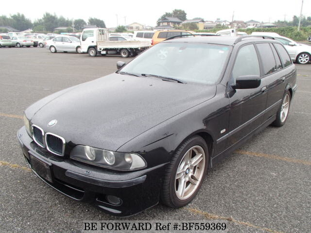 used 2002 bmw 5 series 530i touring m sports gh ds30 for. Black Bedroom Furniture Sets. Home Design Ideas