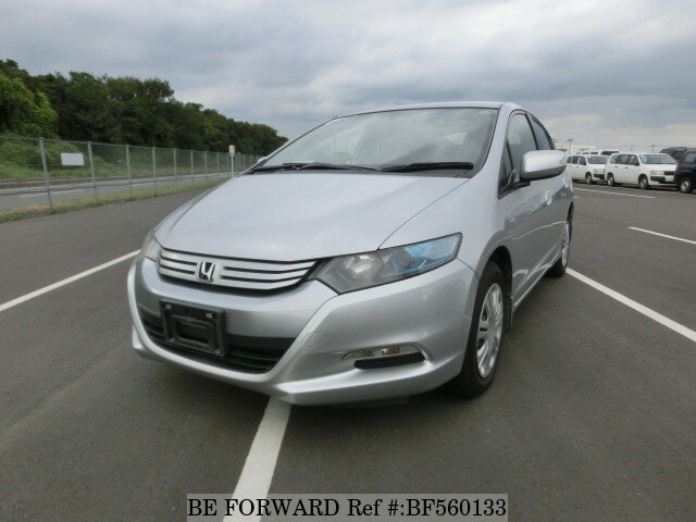 used 2010 honda insight l daa ze2 for sale bf560133 be forward. Black Bedroom Furniture Sets. Home Design Ideas