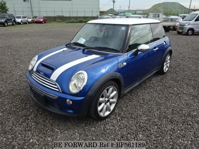 Used 2005 Bmw Mini Bf561189 For Image