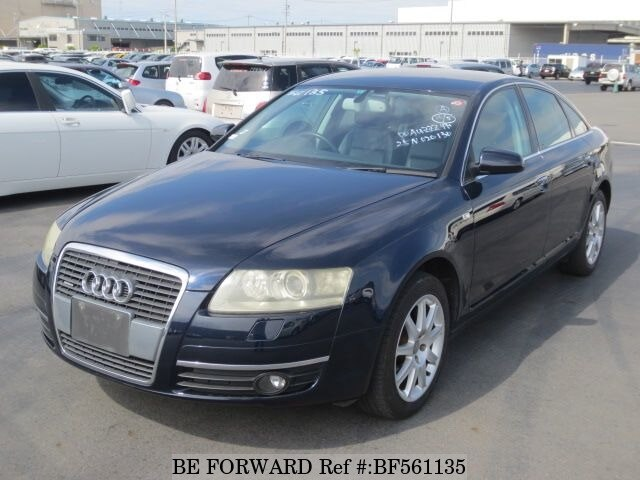 Used 2004 AUDI A6 3.2 FSI QUATTRO/GH-4FAUKS for Sale BF561135 - BE