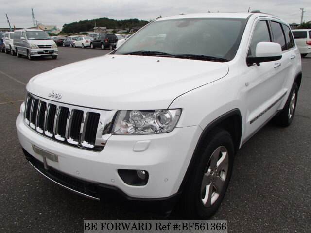 Used 2013 JEEP GRAND CHEROKEE LIMITED/ABA-WK36A for Sale BF561366 ...