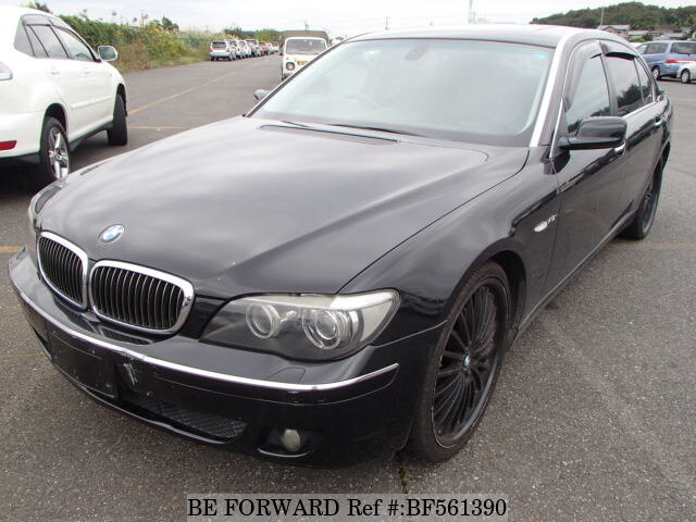 used 2007 bmw 7 series 750li comfort theater package aba hn48 for sale bf561390 be forward. Black Bedroom Furniture Sets. Home Design Ideas