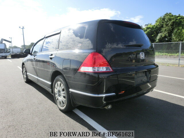 used 2003 honda odyssey m ua rb1 for sale bf561621 be forward. Black Bedroom Furniture Sets. Home Design Ideas