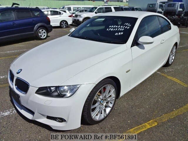 Used 2007 Bmw 3 Series 320i Coupe M Sports Package Aba Wa20 For Sale