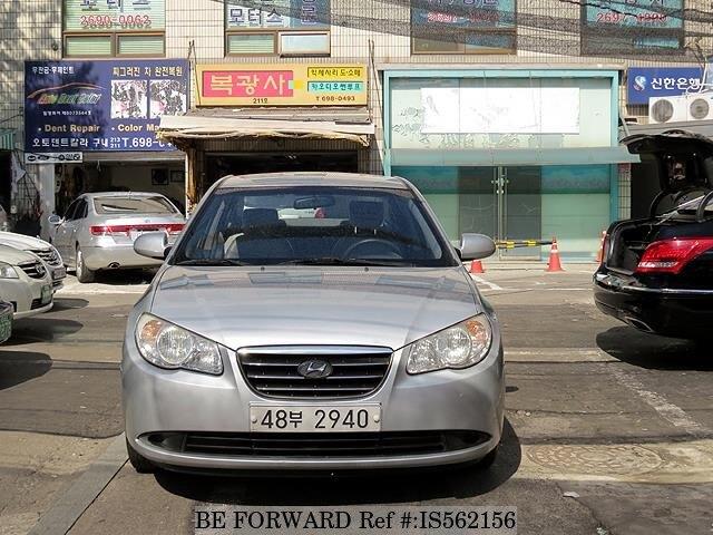 2008 hyundai avante elantra d4fb usados en venta for Hyundai motor myanmar co ltd