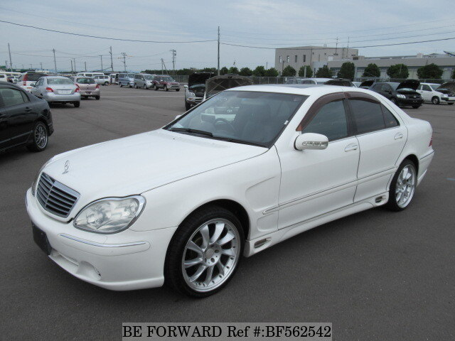 Used 2002 mercedes benz s class gf 220065 for sale for Mercedes benz 2002 s500 for sale