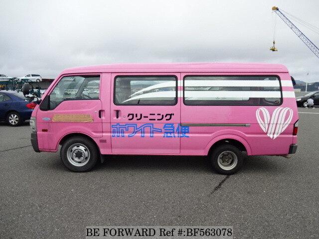 Used 2007 MAZDA BONGO BRAWNY VAN LONG/KR-SKF6V for Sale ...