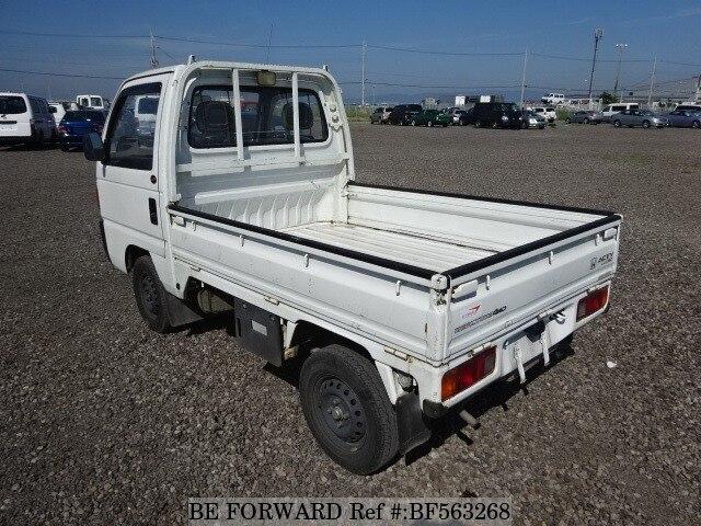 used 1992 honda acty truck super dx v ha4 for sale bf563268 be forward. Black Bedroom Furniture Sets. Home Design Ideas