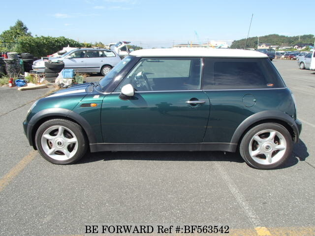 Used 2004 Bmw Mini Cooper Gh Ra16 For Sale Bf563542 Be Forward
