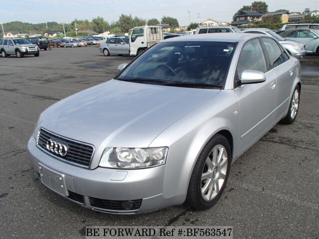 Used 2003 Audi A4 Bf563547 For Image