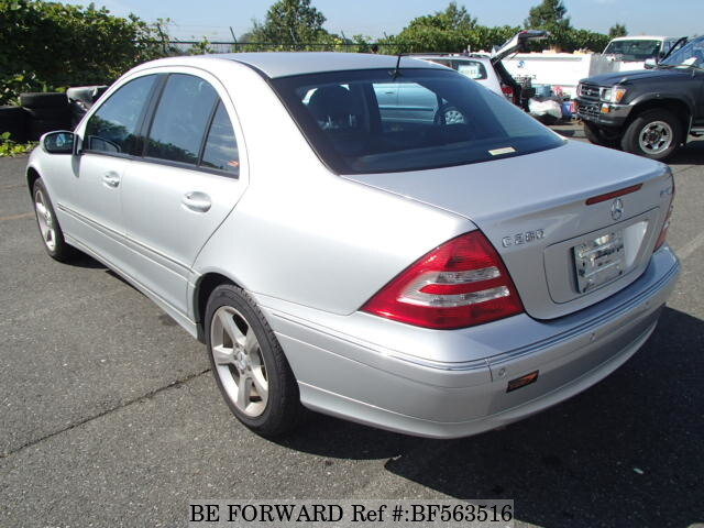Used 2006 mercedes benz c class c280 4matic avantgarde dba for 2006 mercedes benz c280 4matic for sale