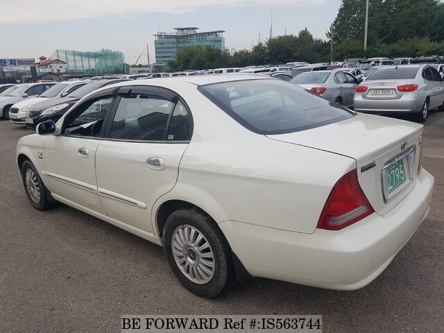 Used 2004 DAEWOO MAGNUS CLIA L6 for Sale IS563744 - BE FORWARD