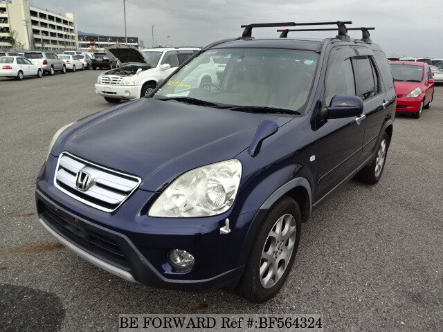 Used 2006 Honda Cr V Il D Cba Rd6 For Sale Bf564324 Be Forward