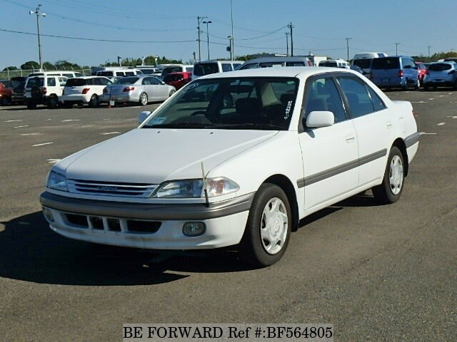 Used 1997 Toyota Carina Si E At211 For Sale Bf564805 Be Forward