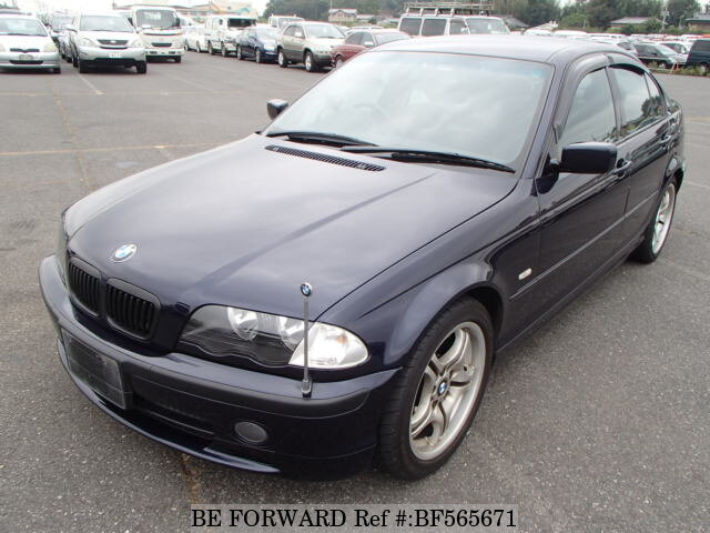 Used 2001 BMW 3 SERIES 320I M SPORTSGHAV22 for Sale BF565671