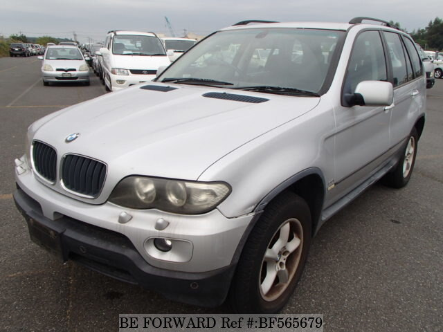 Used 2006 BMW X5 30IGHFA30N for Sale BF565679  BE FORWARD