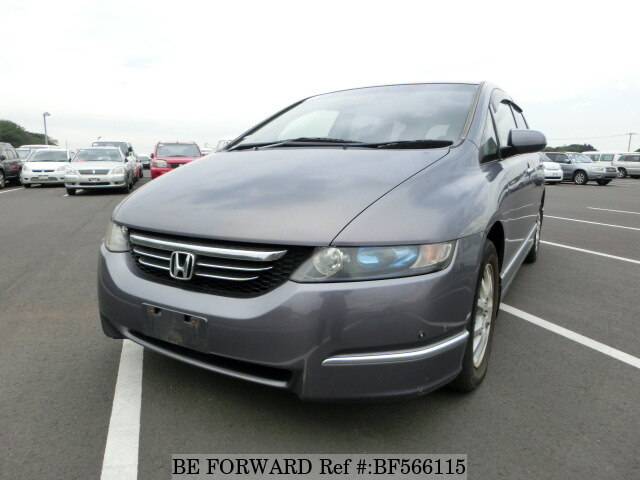used 2003 honda odyssey l ua rb1 for sale bf566115 be forward. Black Bedroom Furniture Sets. Home Design Ideas