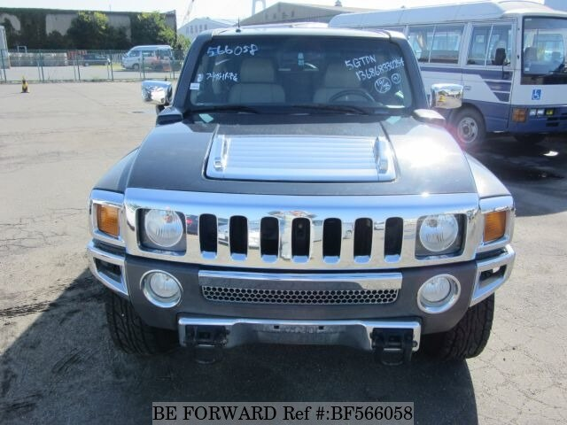 Used 2011 Hummer H3 Luxury Package T345f For Sale Bf566058 Be