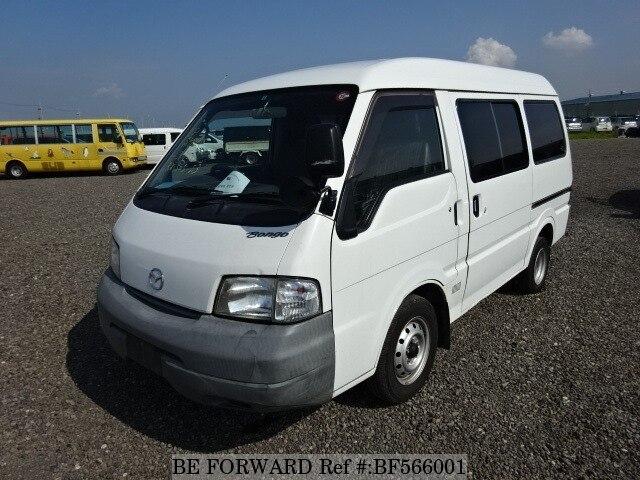 Used 2003 MAZDA BONGO VAN DX HIGHROOF/TC-SK82V for Sale BF566001 - BE FORWARD