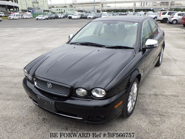 Used 2010 Jaguar X Type 2 0 Sovereign Aba J51yb For Sale Bf566757 Be Forward