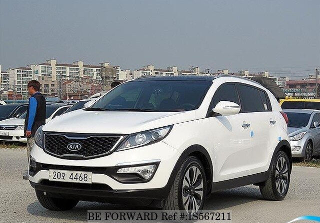 Used 2012 KIA SPORTAGE/D4HA for Sale IS567211 - BE FORWARD