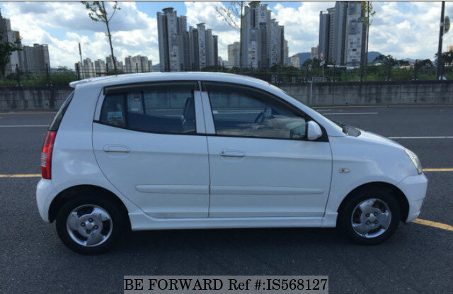 Used 2005 Kia Morning  Picanto  For Sale Is568127