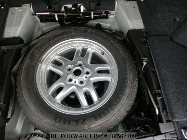 Used 2005 LAND ROVER RANGE ROVER HSEGHLM44 for Sale BF567709