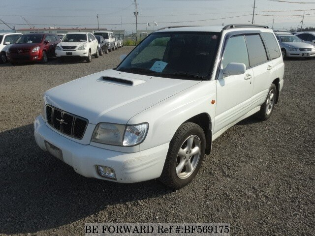 used 2000 subaru forester s tb gf sf5 for sale bf569175 be forward. Black Bedroom Furniture Sets. Home Design Ideas